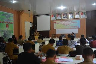 Pemkab Lambar Gelar Bimtek Pembentukan Produk Hukum Daerah