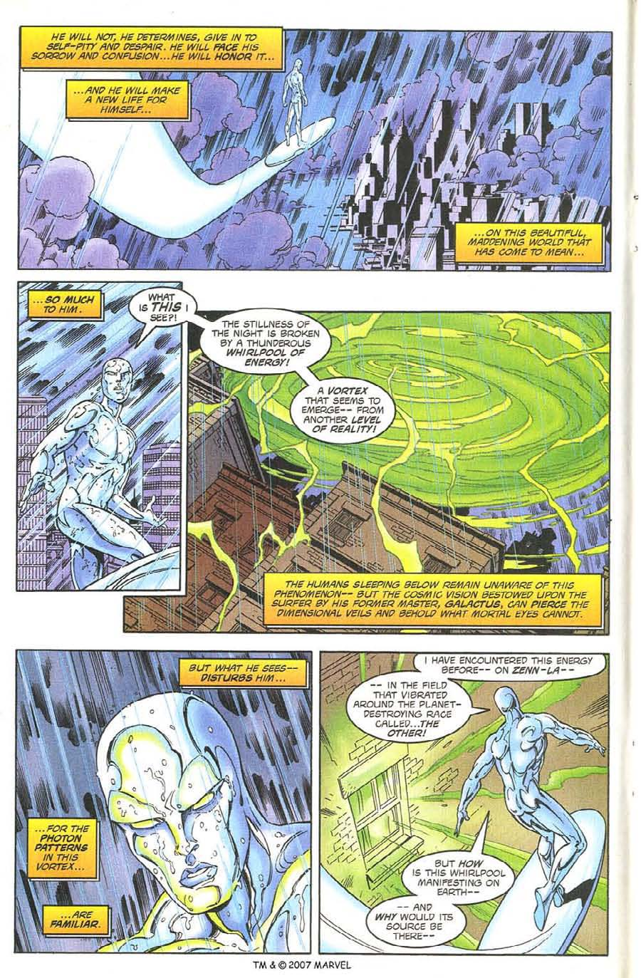 Read online Silver Surfer (1987) comic -  Issue #134 - 10