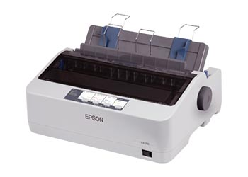how to reset epson lx-310
