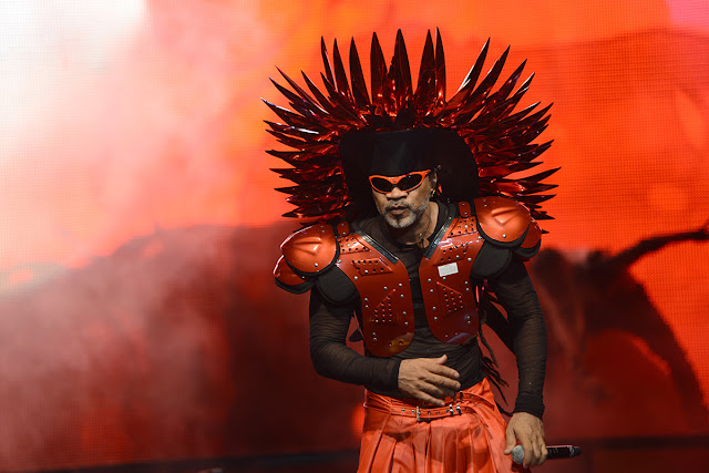 Carlinhos Brown, Cultura Inquieta, 2016, Festival, música, concierto, fiesta