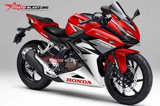 Honda CBR 250RR 2016 Dengan 5 Warna Hebat