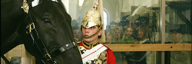 The HouseHold Cavalry Museum - www.All-About-London.com
