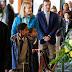 Los Asistentes Rindieron Homenaje al Presidente Monson durante velatorio y servicio fúnebre