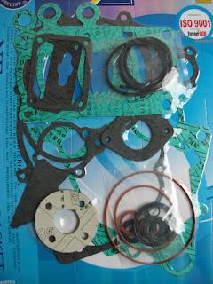 Cagiva Mito Engine recommended rebuild parts
