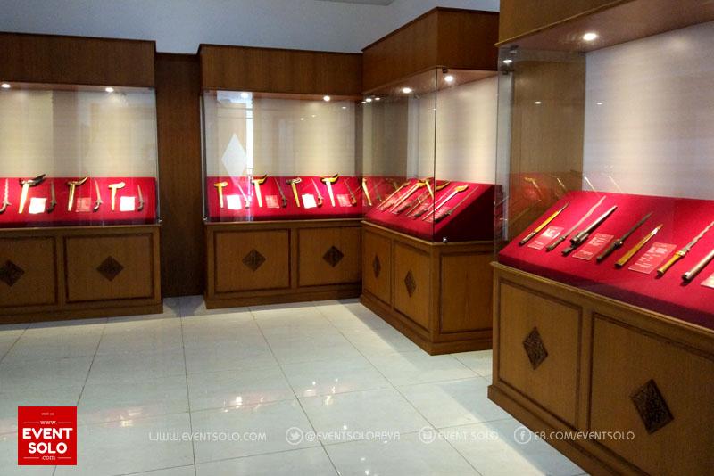 Museum Keris Nusantara Kota Surakarta