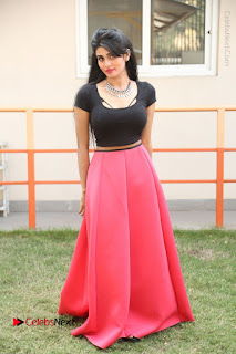 Telugu Actress Harini Stills at Dhyavudaa Movie Teaser Launch  0377.JPG