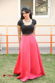 Telugu Actress Harini Stills at Dhyavudaa Movie Teaser Launch  0377.JPG