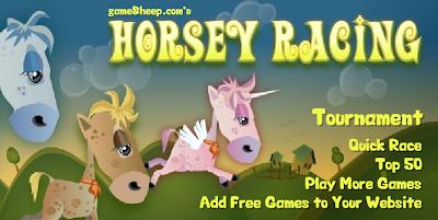 لعبة سباق الخيل Horse Race