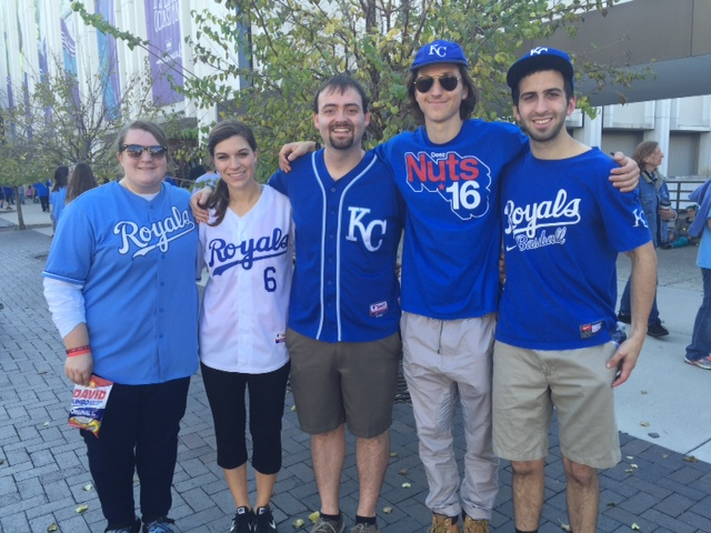 Royals World Series Parade 2015