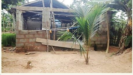 Police Seal Ogun Celestial Church Where 9-year-old Boy Was Chained (Photo)