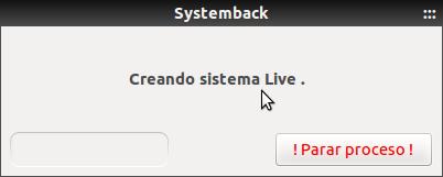 Creando sistema Live