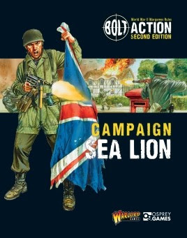 Bolt Action: Campaign: Sea Lion