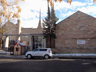 First United Methodist Church, Boise, Idaho