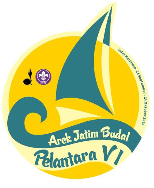 Logo Pelantara VI Kontingen Daerah Jawa Timur