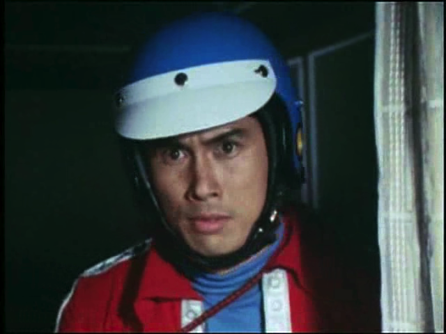 """Ichiro, the """"human"""" form of 01"""
