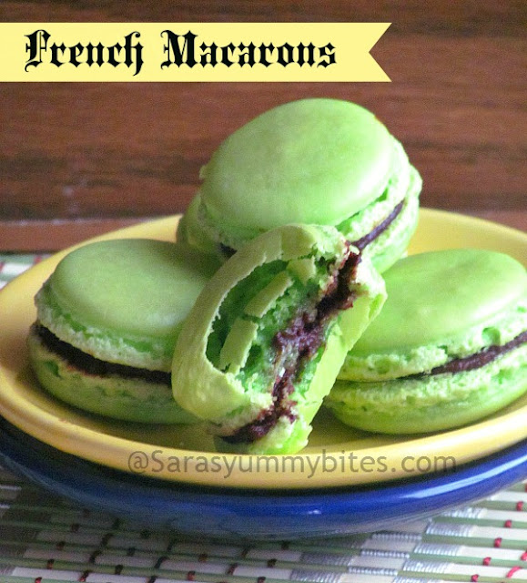 French Macarons - Baking Partners Challenge # 7