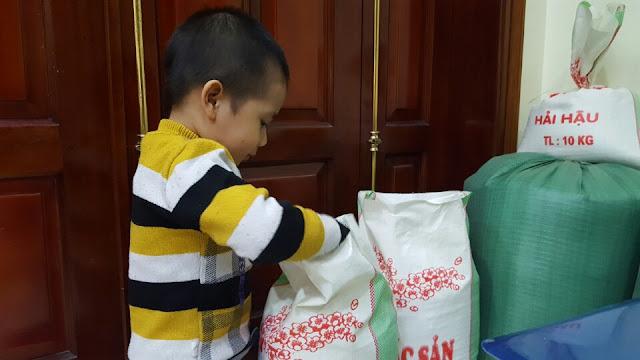 Đại lý cung cấp gạo đặc sản làm quà biếu Tết tại Hà Nội