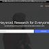 Best Keyword Research Tool Hindi blog ke liye