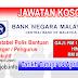 Job Vacancy at BNM - Bank Negara Malaysia