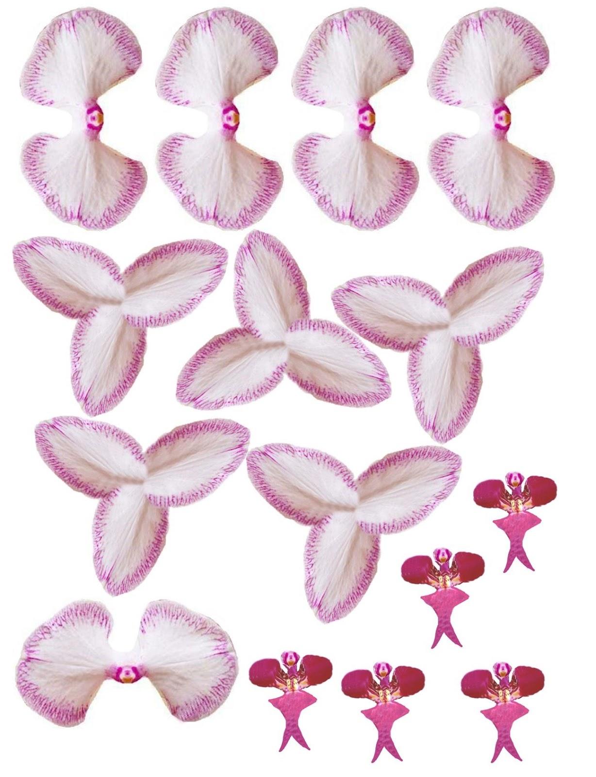 les mains dans la t te fabriquer des orchid es en papier