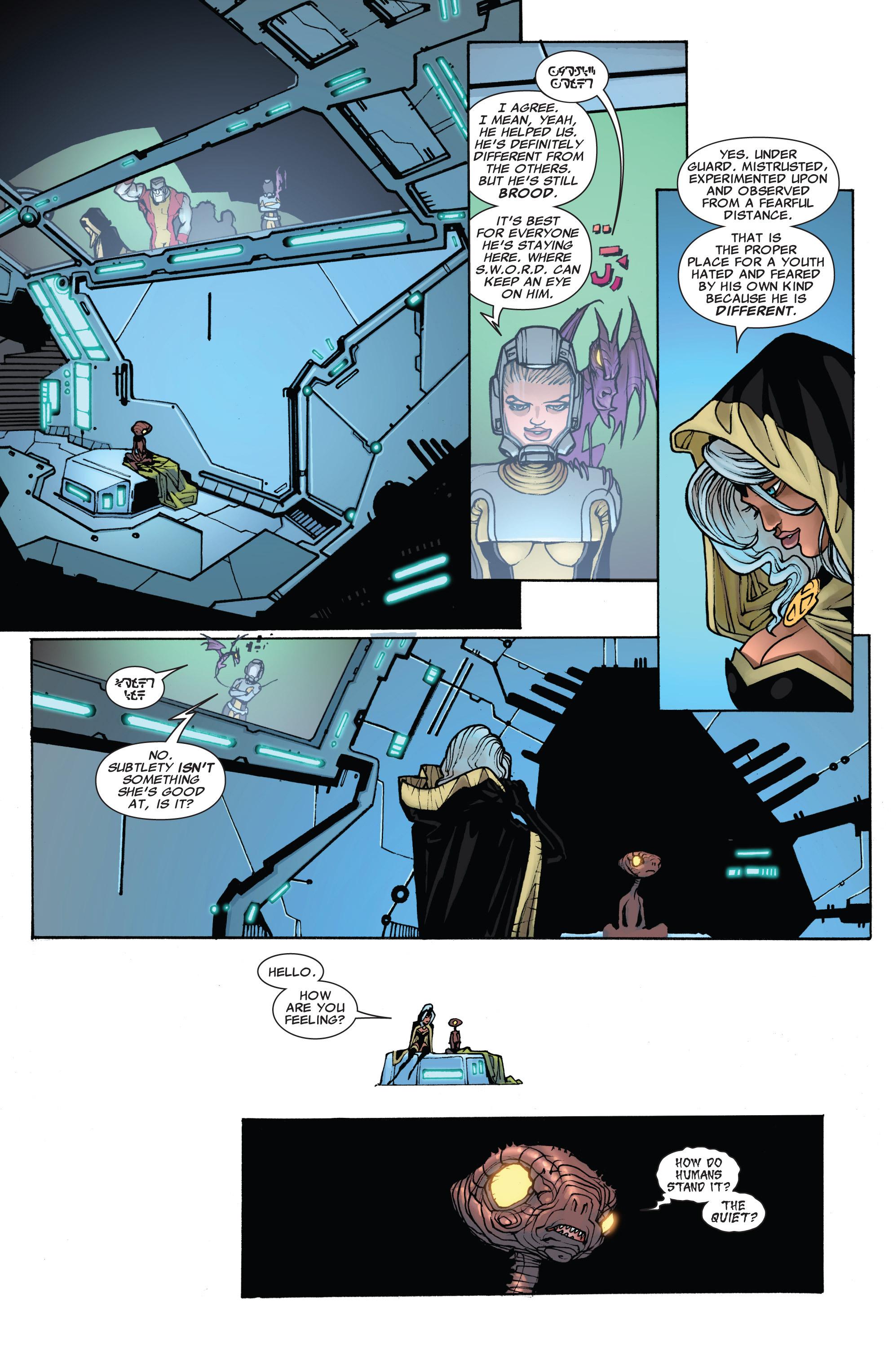 Read online Astonishing X-Men (2004) comic -  Issue #42 - 19