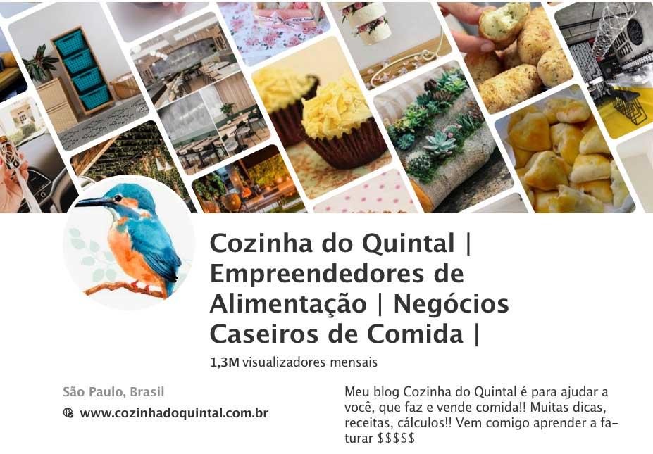 Cozinha do Quintal no Pinterest