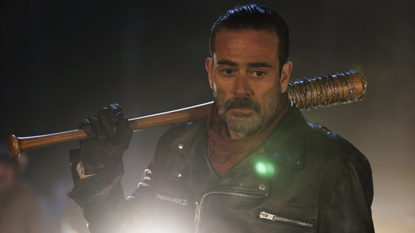 Negan, interpretado por Jeffrey Dean Morgan en 'The Walking Dead'
