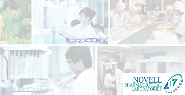 Lowongan Kerja PT. Novell Pharmaceutical Laboratories Bogor