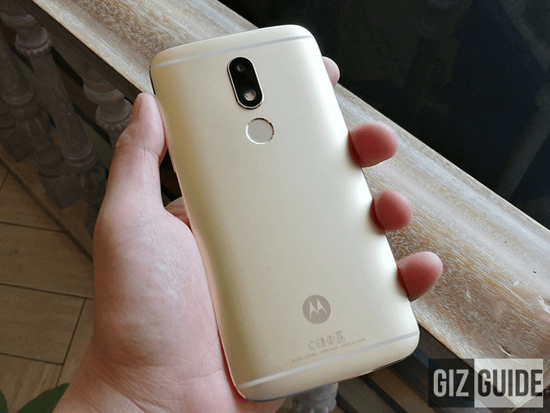 Moto M Started Receiving Android 7.0 Nougat Update