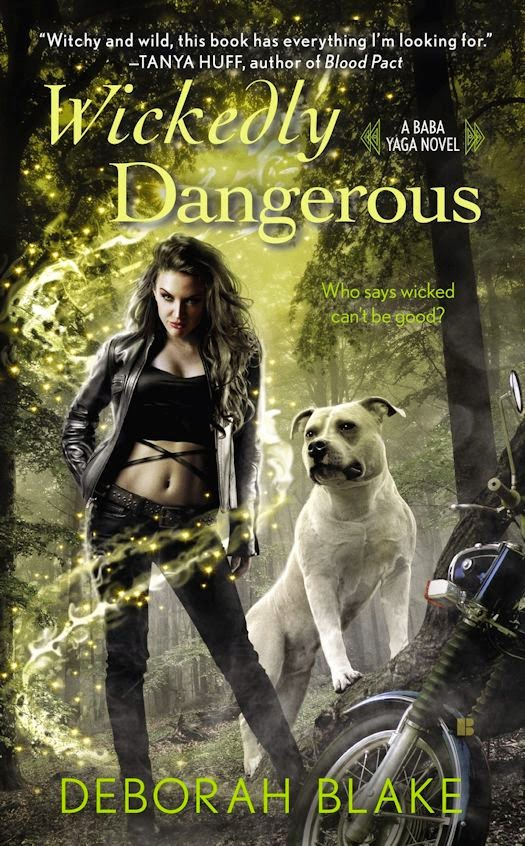 2014 Debut Author Challenge Update: Wickedly Dangerous by Deborah Blake