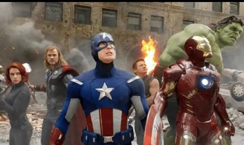 the Avengers 4