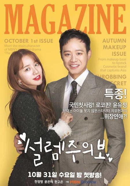 Poster Love Alert K-drama