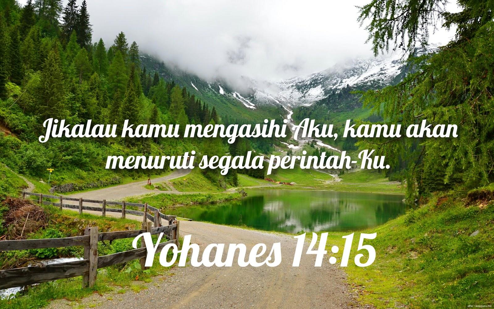 Renungan Back To Bible Mencintai Tuhan Yesus Tanpa Batas