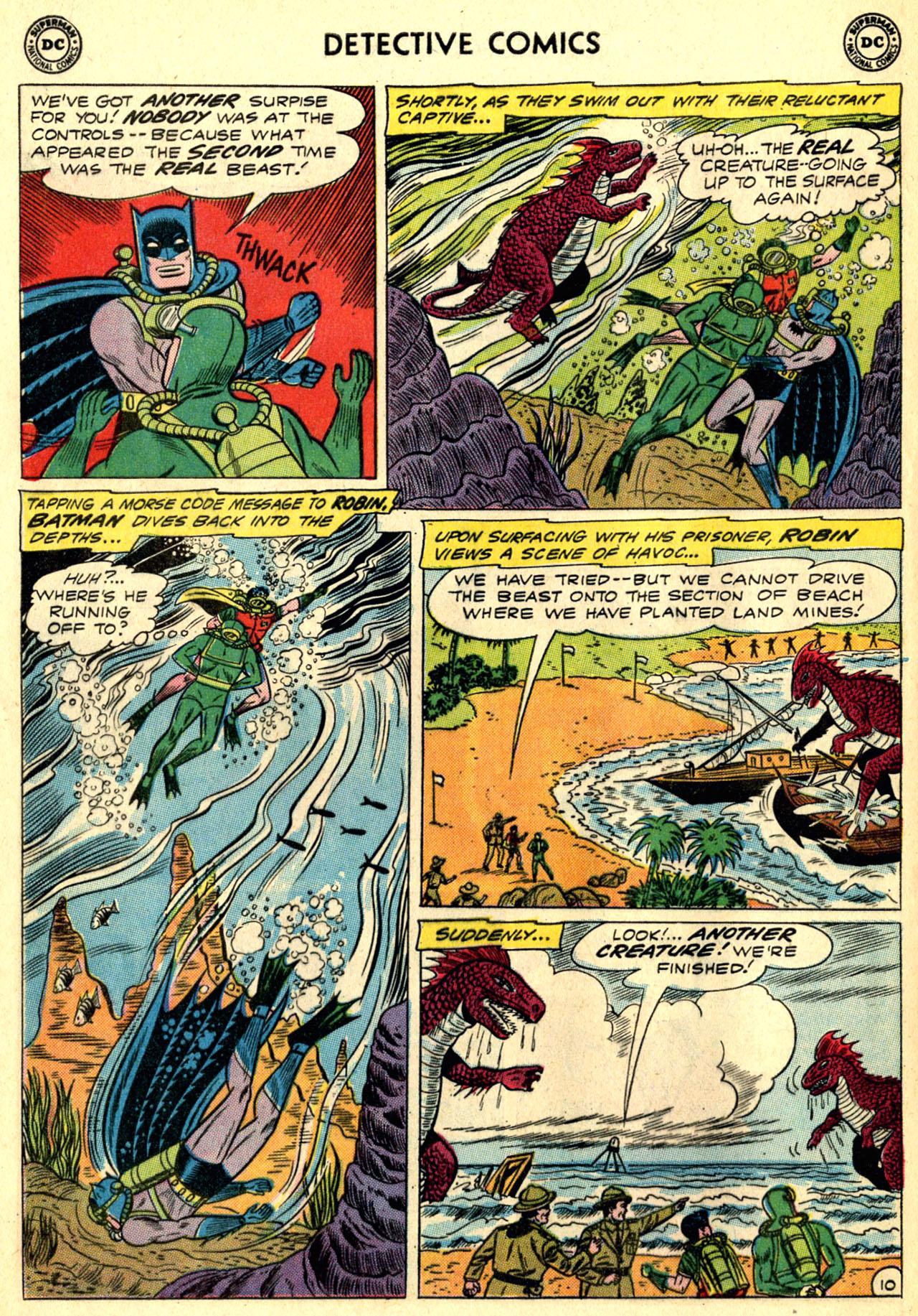 Detective Comics (1937) 297 Page 11