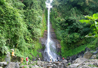 All About Bali Natural Waterfalls