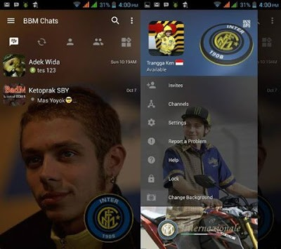 Download  BBM Inter Milan v3.0.1.25 APK