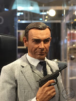 Toy Fair 2017 Big Chief Studios James Bond Goldfinger 12 inch Action Figures