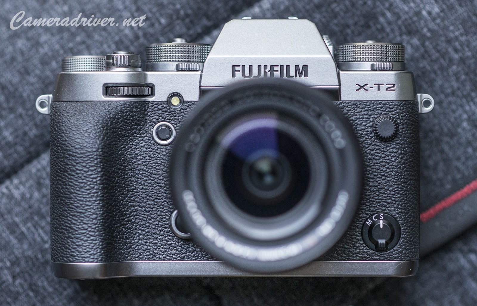 Fujifilm X-T2 Camera Version 3.00 Software and Firmware Download