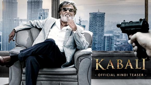 Kabali Torrent - BluRay Rip 720p Dual áudio (2016)