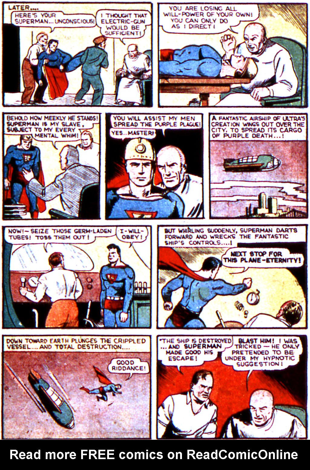 Read online Action Comics (1938) comic -  Issue #19 - 13