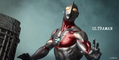 Ultraman Model Kit Pre-Colorato della Gecco