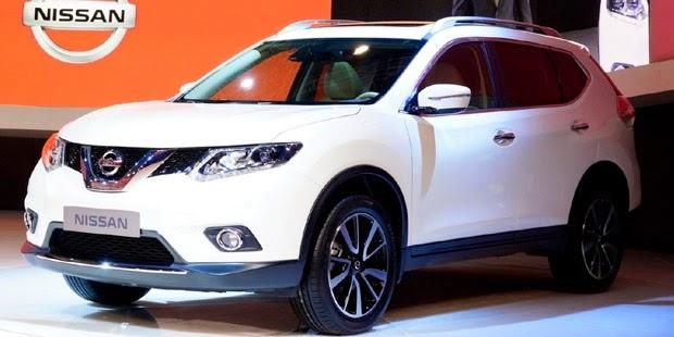 Nissan All-New X-Trail 2016