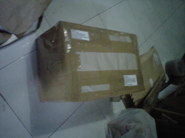 Bukti Pengiriman Distributor Nasa N-400091 - Hp 0858.42200.8802