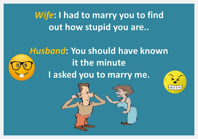 #Joke – hahahaha latest funniest joke..must read and share…☺..