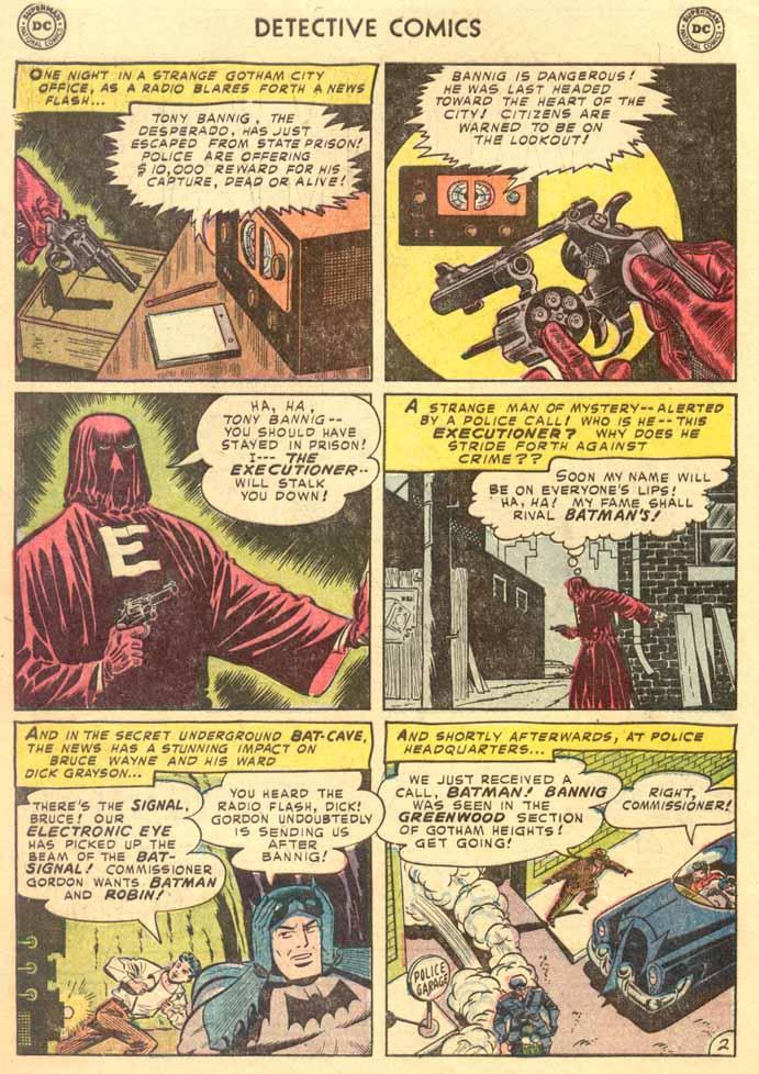 Read online Detective Comics (1937) comic -  Issue #191 - 4