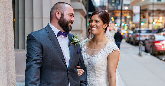 Real Wedding: Maggie+Mike