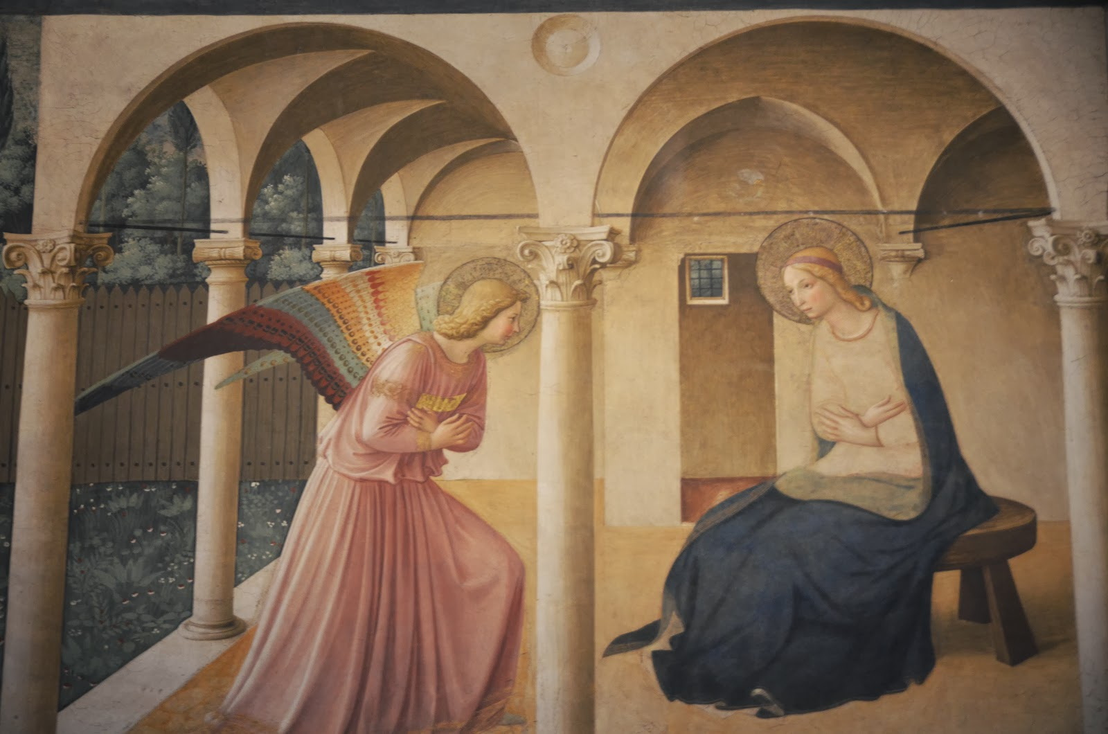 JF Anunciation - Fra Angelico