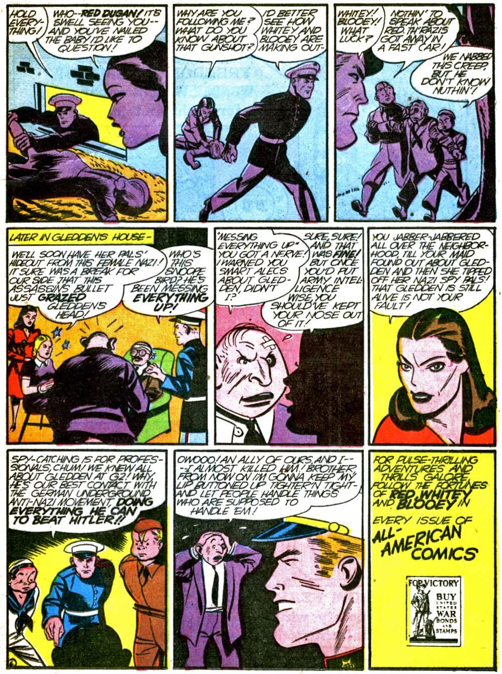 Read online All-American Comics (1939) comic -  Issue #52 - 44