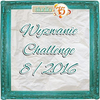 Pudełkowe wyzwanie #8 / Box challenge #8