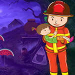 Games4King - Fireman Rescue Baby Game